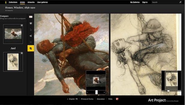 Google Art Project bevat nu ruim 35.000 kunstwerken