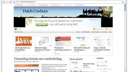 Google Chrome voor Mac