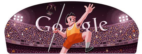 Google Doodle eert Marslander Curiosity
