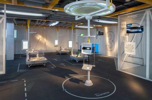 Google en het Science Museum kondigen Chrome Web Lab aan