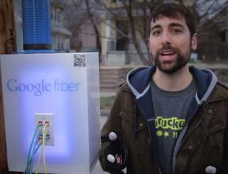 Google Fiber wordt morgen gelanceerd in Texas