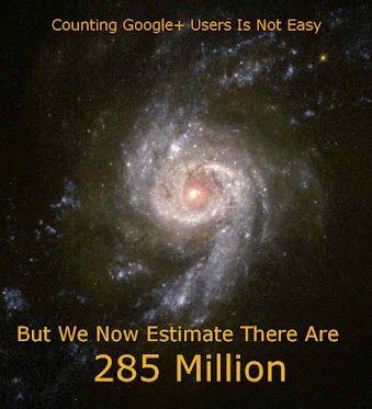 Google+ gaat richting de 300 miljoen gebruikers