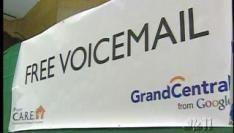 Google geeft gratis voicemail aan daklozen