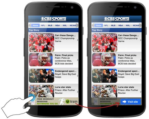 Google heeft oplossing voor onopzettelijke kliks op mobiele ads
