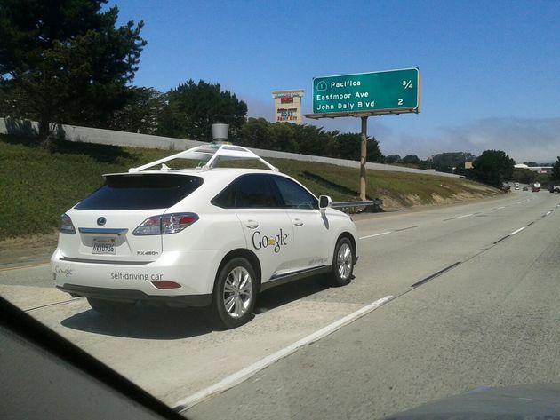 Google in gesprek met autofabrikanten over zelfrijdende auto
