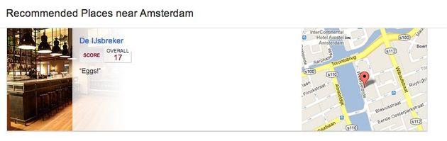 Google integreert Places in Google+