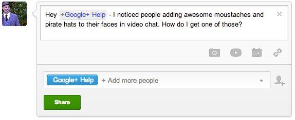 Google introduceert Google+ Help