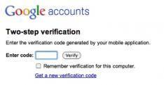 Google introduceert two-step verification en docs editing op mobile apparaten