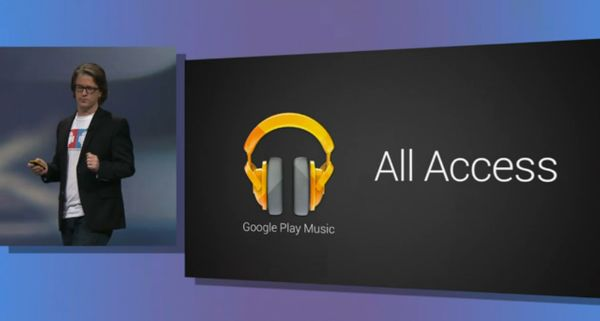 Google lanceert All Access: muziekdienst à la Spotify