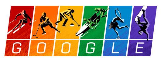 Google maakt statement met Doodle