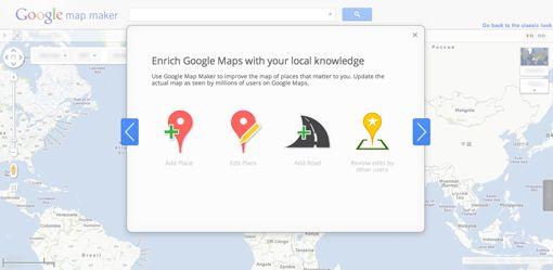 Google Maps roept hulp in van de crowd