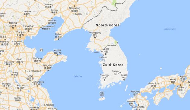 google=maps-zuid-korea