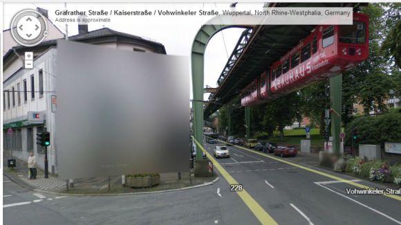 Google, Microsoft en Nokia lanceren 'map-blurring-service' in Duitsland