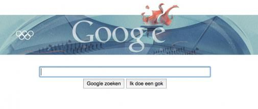 Google Olympics 2010 Doodle