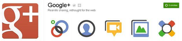 Google+ Pages beschikbaar
