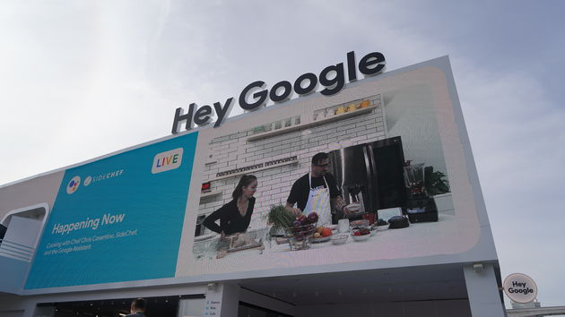 Google_paviljon_CES _2019