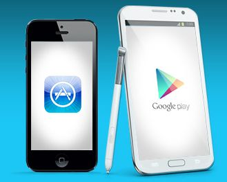 Google Play Store vs Apple iOS App Store