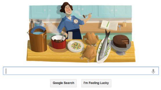 Google's i'm feeling lucky Easter Egg