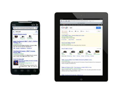 google shopping mobiel1