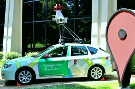 Google Street View auto's hebben al 5 miljoen unieke miles afgelegd