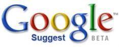 Google Suggest komt er aan