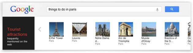 Google toont collectie's van zoekresultaten