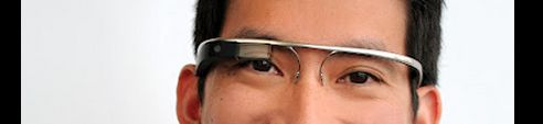 Google toont Project Glass : Draagbare Augmented Reality Bril