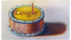 Google viert 12e verjaardag