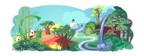 Google viert Earth Day, wat doe jij?