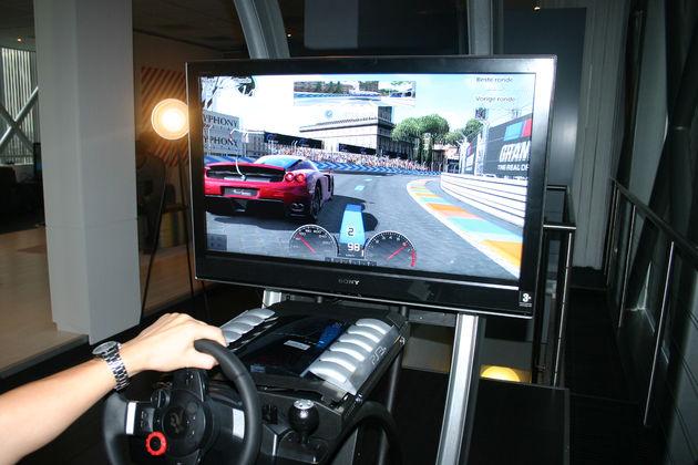 Gran Turismo 5 pre-launch event