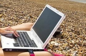 Grootste bron van stress tijdens vakantie: geen internet
