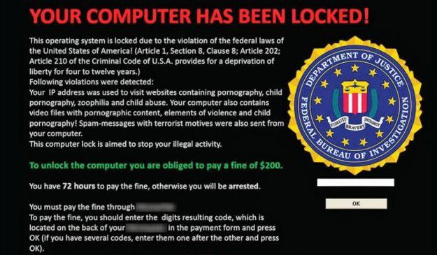 Hackers persen mensen af die online porno kijken
