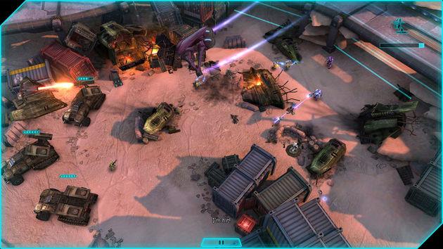 Halo: Spartan Assault brengt Halo naar touchscreens