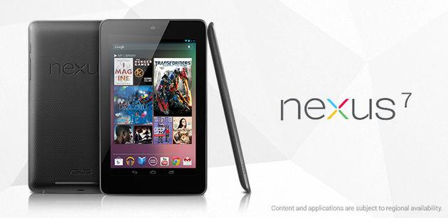 Hands-on met de Nexus 7 tablet