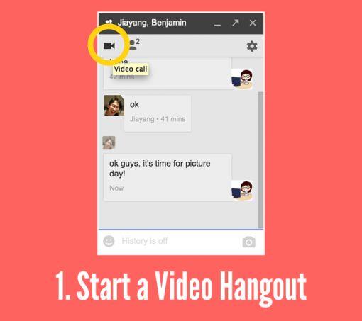 hangout 21