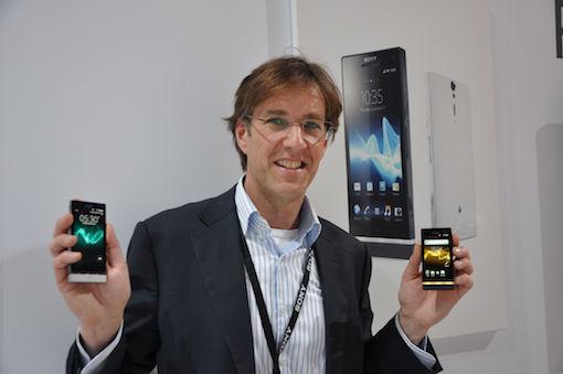 Harold de Kort over Sony's Xperia NXT series, de Xperia P en Xperia U