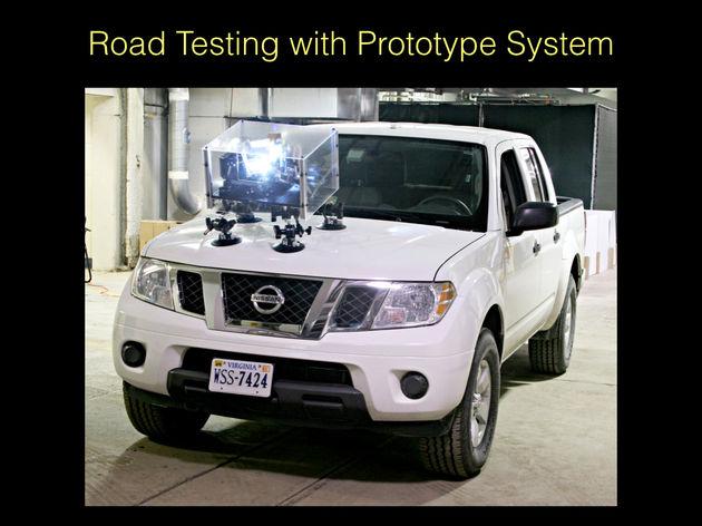 headlight-system-on-car