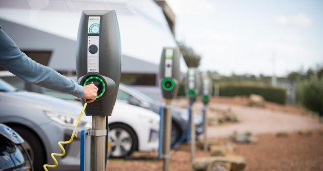 Het complete wagenpark is vanaf vandaag all-electric