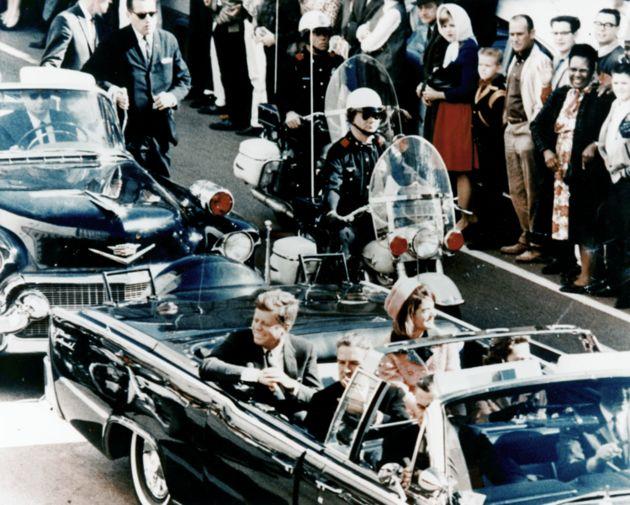 Het geheim van JFK op 8mm