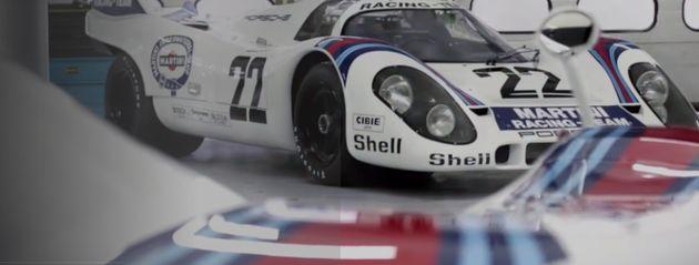 Het interactieve verhaal van Porsche en hun terugkeer naar Le Mans