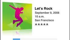 Het jaarlijkse iPod/iTunes event