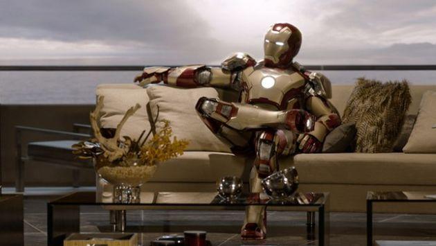 Het kost 10 miljard om Tony Stark te zijn in Iron Man 3