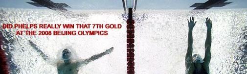Het Michael Phelps complot