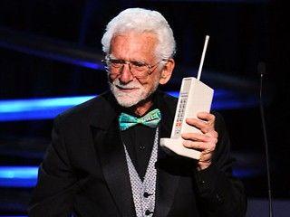 Het mobieltje is 40 jaar oud