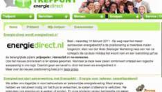 Het sociale intranet van energiedirect.nl