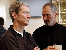 Het verschil tussen Steve Jobs en Tim Cook