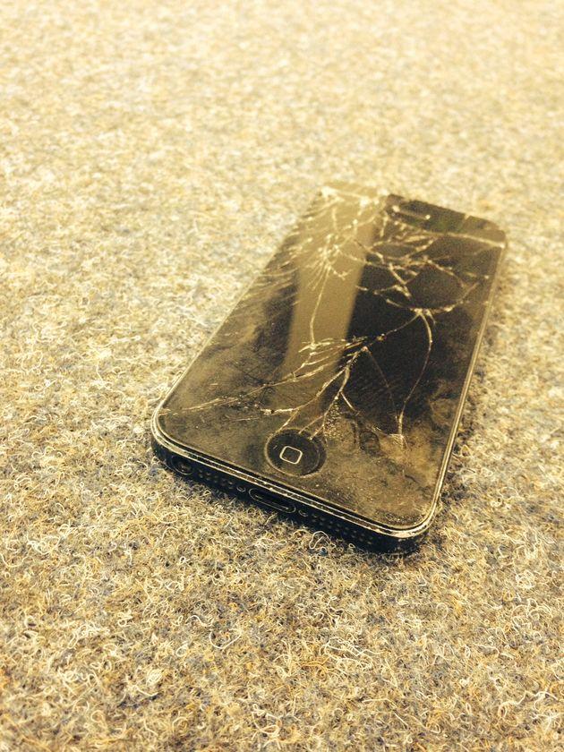 Hoe f*cked up is jouw smartphone?