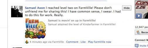 Hoe je FarmVille op Facebook kunt blocken