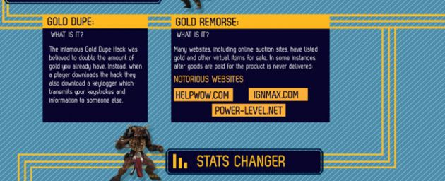 Hoe nep ik iemand in World of Warcraft? [infographic]