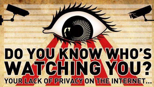 Hoe weet je of je internetactiviteiten in de gaten worden gehouden?